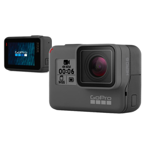Фотография товара Экшн-камера GoPro HERO6 Black