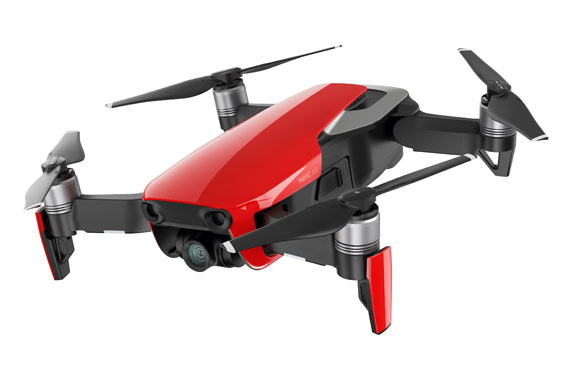 Фотография товара DJI MAVIC AIR RED