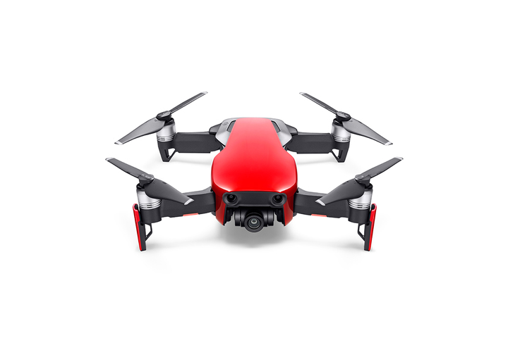 Фотография товара DJI Mavic AIR Fly More Combo RED