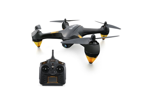 Фотография товара Квадрокоптер Eachine EX1 Brushless Double GPS Wi-Fi FPV 1080p HD RTF