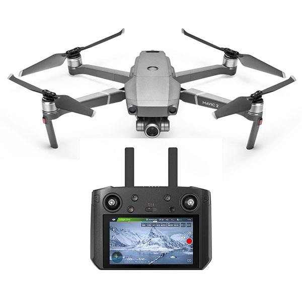 Фотография товара Квадрокоптер Mavic 2 Zoom DJI Smart Controller