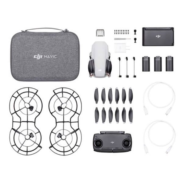 Фотография товара Квадрокоптер DJI Mavic Mini Fly More Combo